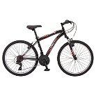 "Schwinn Boys' Ranger 24"" Mountain Bike- Black/Red"