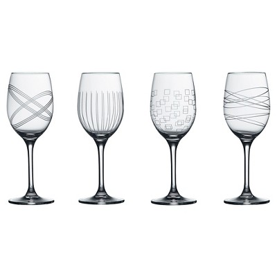 Royal Doulton Party Collection Wine, Set of 4