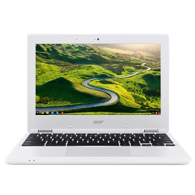 "Acer Chromebook 11, 11.6"" HD, Intel Celeron N2840, 2GB DDR3L, 16GB Storage (CB3-131-C3KD)"