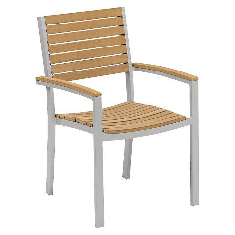 Travira 2 Piece Sling Patio Arm Dining Chair Set Target
