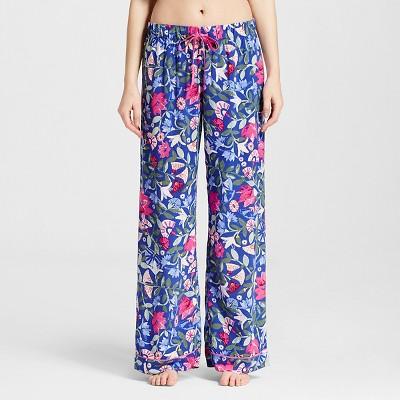 Women's Pajama Pant Printed Floral Print XS - Gilligan & O'Malley™