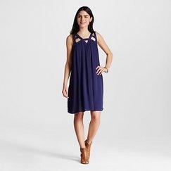 Women's High Neck Women's Shift Dress - Xhilaration™ (Juniors')