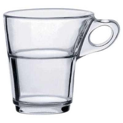 Duralex - Caprice 3 1/8 oz Mug Set of 6
