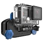 PolarPro StrapMount and GoPro BackPack Mount - Black (STRP-MNT-T)