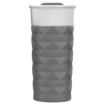 Ello Ogden 16oz Ceramic Travel Mug - Earth Grey