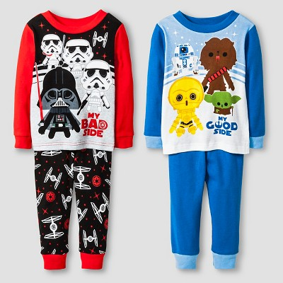 Pajama Sets Star Wars Multi-colored 12  MONTHS