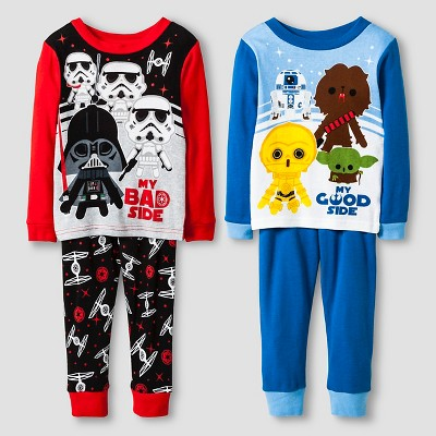 Pajama Sets Star Wars Multi-colored 2T
