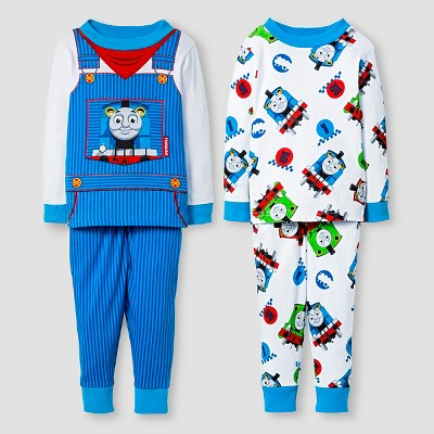 Infant Boys' Thomas & Friends Pajama Set-Blue