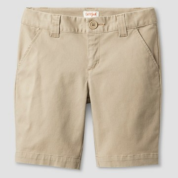 Girls Imported Chino Shorts : Target