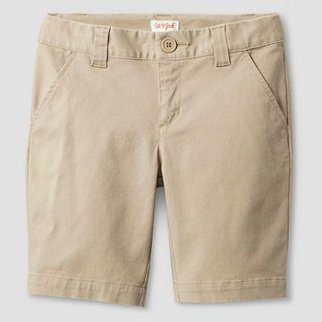 Girls Imported Chino Shorts : Target