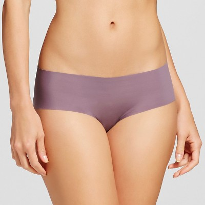 Women's No Show Hipster Plum Wink M - Gilligan & O'Malley™