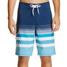 Men's Board Shorts Blue Line 32  - Mossimo Supply Co.