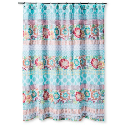 """Alexis Shower Curtain (72""""x72"""") Multi-Colored - Sheringham Road"""
