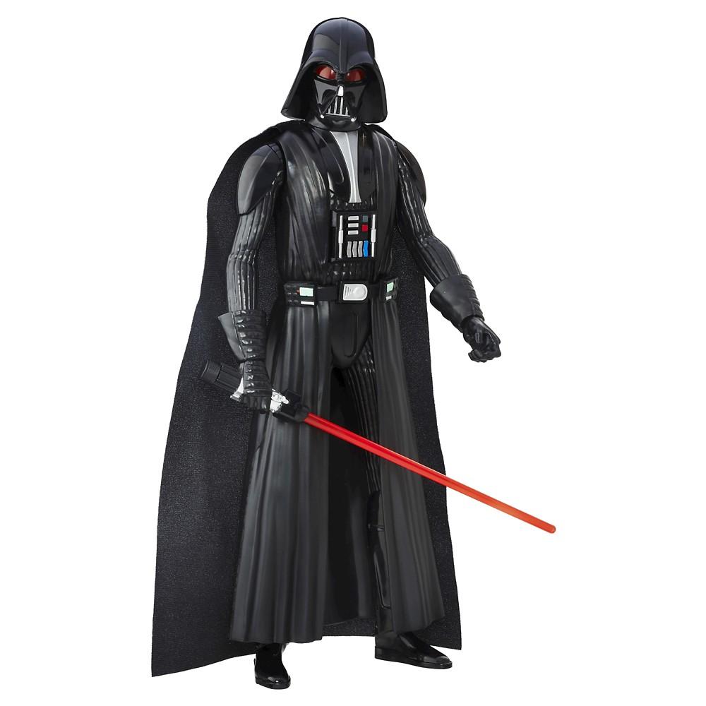 Star Wars Rebels Darth Vader Electronic Duel Action Figure