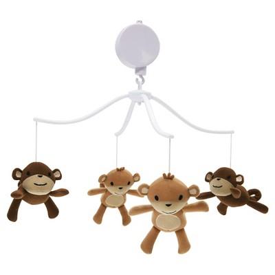 Bedtime Originals Musical Mobile - Mod Monkey