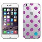 iPhone 6/6S Case - OTM Classic Prints Clear - Cobalt