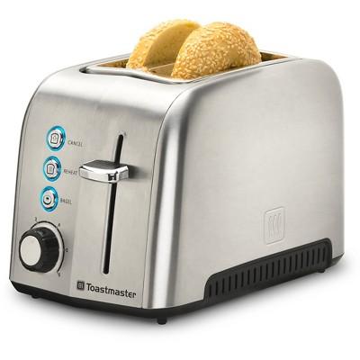 Toastmaster 2 Slice Stainless Steel Toaster