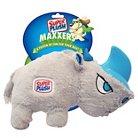 Maxxers Super Plush  Pet toy -  RhinoGrey