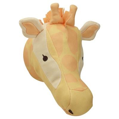 NoJo Zoobilee Plush Giraffe Wall Décor