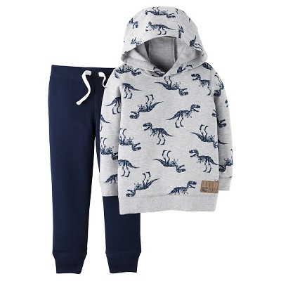 Just One You™ Made by Carter's® Boys' Set Grey/Navy - 6