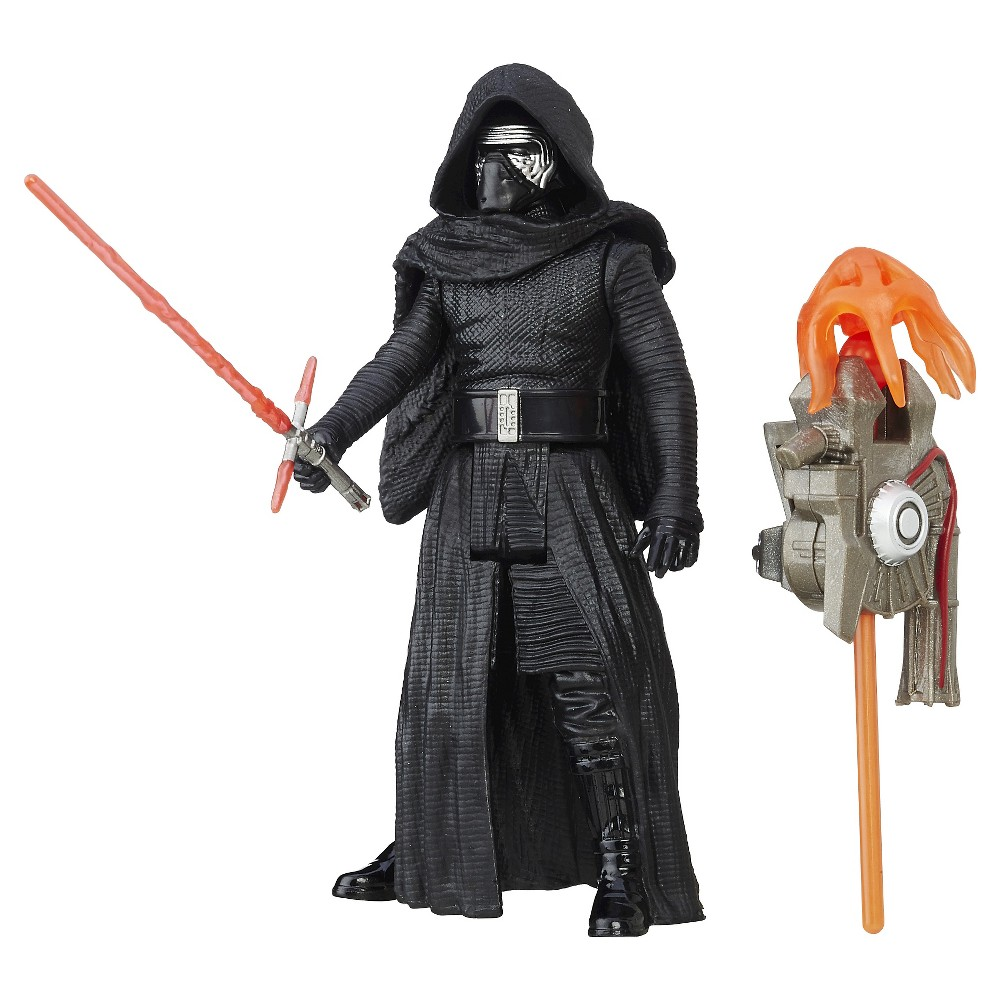 Star Wars The Force Awakens Kylo Ren Action Figure 3.75
