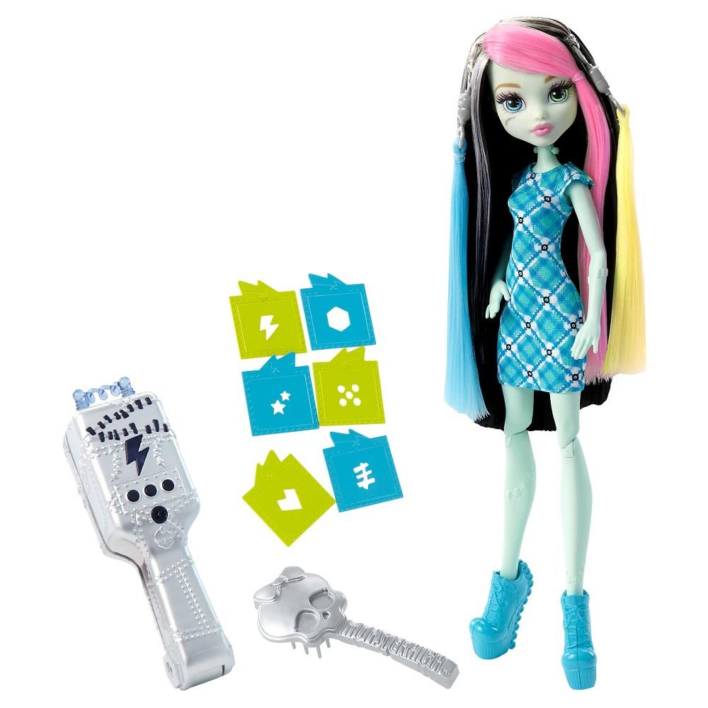 Monster High Voltageous Hair Frankie Stein Doll