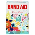 Band-Aid Oh Joy Adhesive Bandages - 20 Count