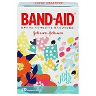 Band-Aid Oh Joy Adhesive Bandages - 20 Count