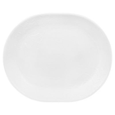 "Premium Registry Corelle Boutique Cherish 12.25"" Serving Platter"