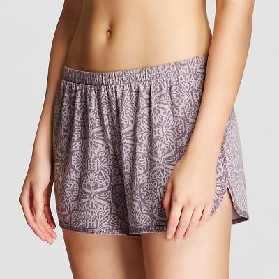 Women's Pajamas Printed Short Purple M - Gilligan & O'Malley®