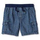 Baby Boys' Denim Jeans Short Yorkie Wash 6-9 M Circo™
