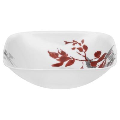Premium Registry Corelle Boutique Kyoto Leaves 1.5-Qt Serving Bowl