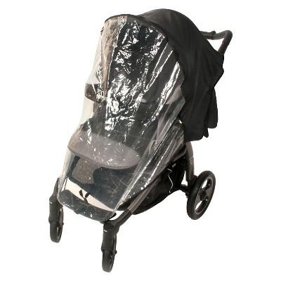 Babyroues Universal Deluxe single stroller rain cover