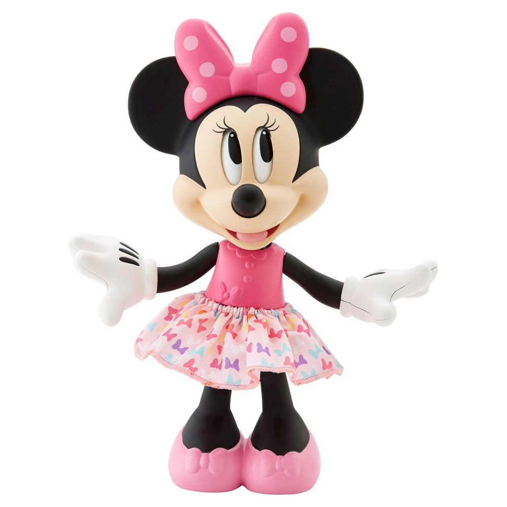 Fisher-Price Disney Minnie Mouse My Movin' Minnie Doll