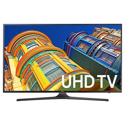 "Samsung UN60KU6300 60"" Smart UHD 4K 120 Motion Rate TV"