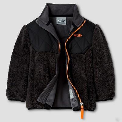 Baby Boys' Puffer Jacket - Black 18M