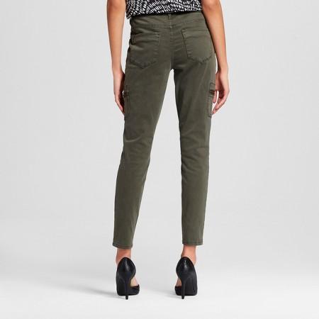 Model Faded Glory  Women39s Utility Pants Women  Walmartcom