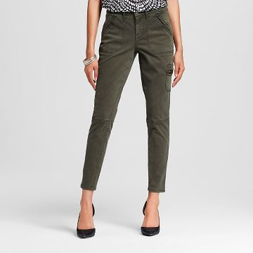 kelly green pants womens : Target
