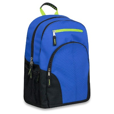 Trailmaker Double Compartment Backpack - Blue