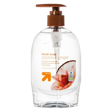 Coconut Ginger Hand Soap 11.2 oz - up & up™