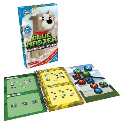 Clue Master Game