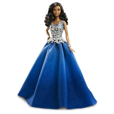 Barbie Collector 2016 Holiday African American Doll