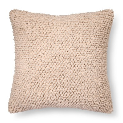 Loop De Loop Knit Decorative Pillow White - Xhilaration™