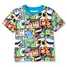 Toddler Boys' Disney Pixar® Comic Short Sleeve T-Shirt - Multi-Colored 2T