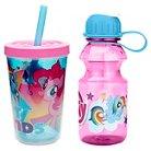 Zak! My Little Pony TV Beverage Set of 2