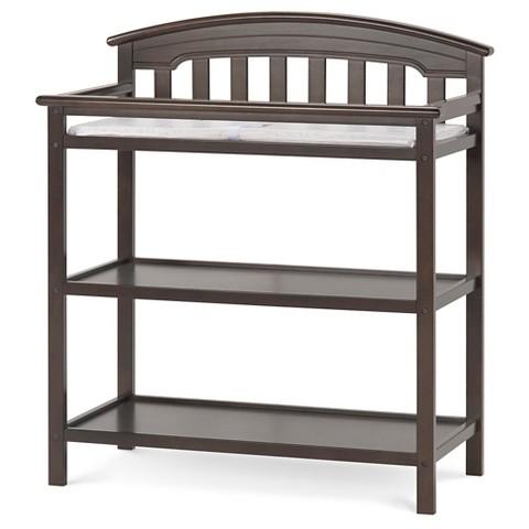 child craft stanford changing table target. Black Bedroom Furniture Sets. Home Design Ideas