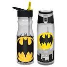 Zak! Batman 25oz Tritan Bottle Set of 2