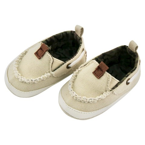 baby boys rising casual shoes beige target