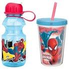 Zak! SpiderMan Ultimate Beverage Set of 2
