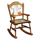 Fantasy Fields Lil' Sports Fan Rocking Chair - Teamson